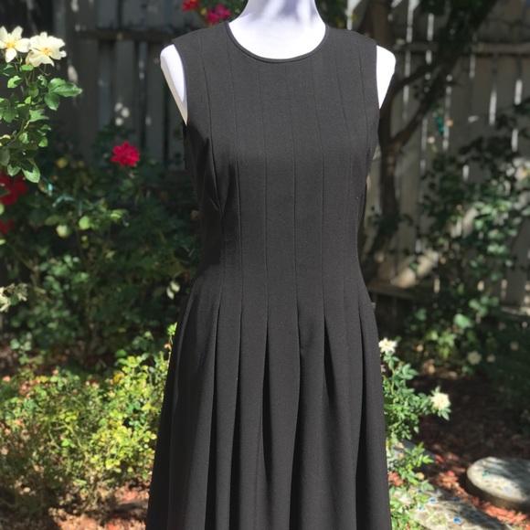0be7c2f7857b0 Calvin Klein Dresses & Skirts - Calvin Klein Sleeveless Scoop Neck Pleated  Dress